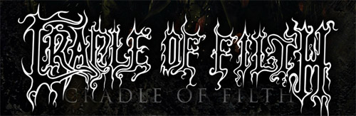 CRADLE OF FILTH / GOD SEED / ROTTING CHRIST